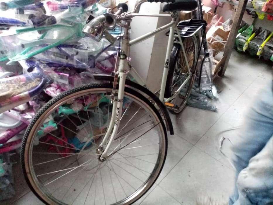 Bicicleta Monark 1954
