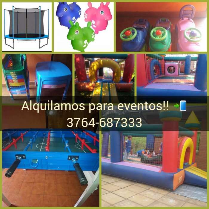 Alquiler <strong>juegos</strong> Infantiles 3764656615
