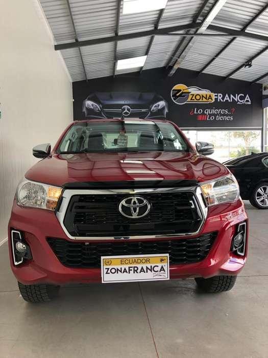 Toyota Hilux 2019 - 180 km