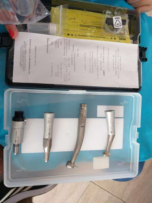 Kit Profesional de Odontologia, Nuevo