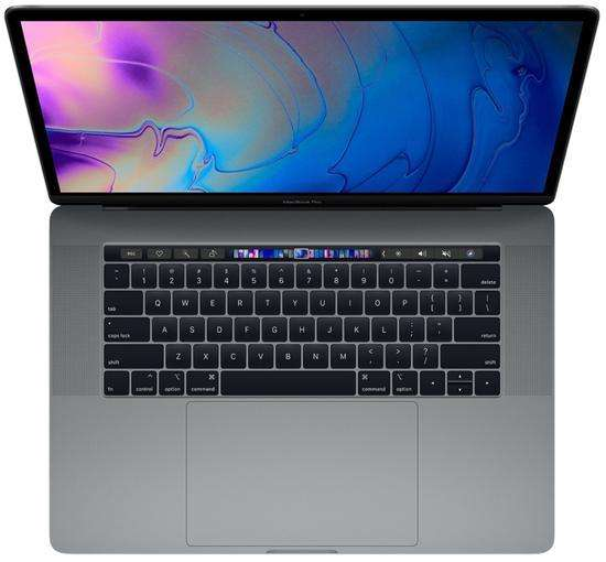 Apple Macbook Pro 15,4 512gb 2019