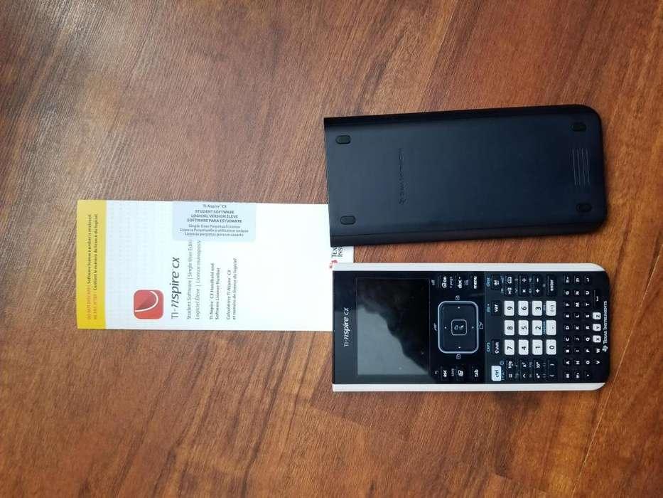 Caculadora TI nspire Cx Texas Instruments