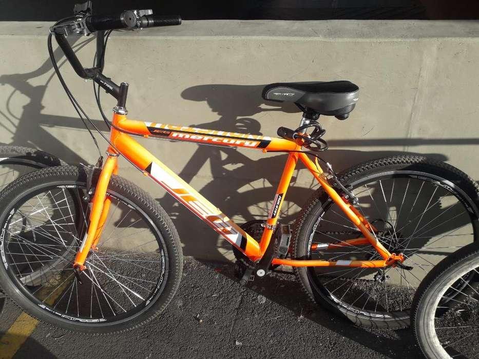 Vendo Bicicleta,con Tarjeta de Propiedad