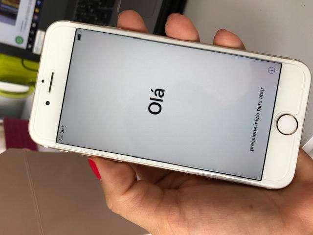 Gold IPHONE 6s 16 gb