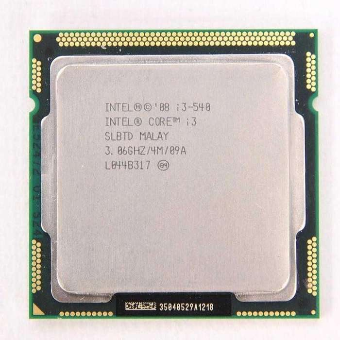 Computador de escritorio Intel Core i3