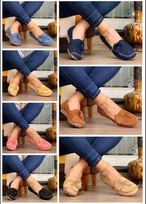 Zapato Mocasin Dama