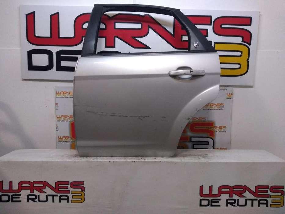 Puerta Trasera Izquierda Ford Focus 2 02448696