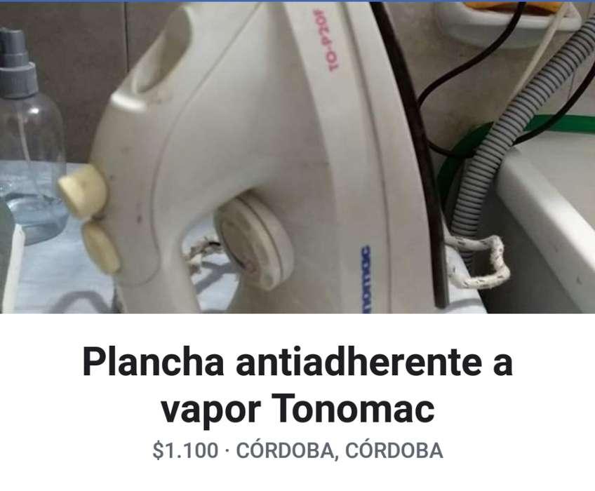 <strong>plancha</strong> a vapor Tonomac