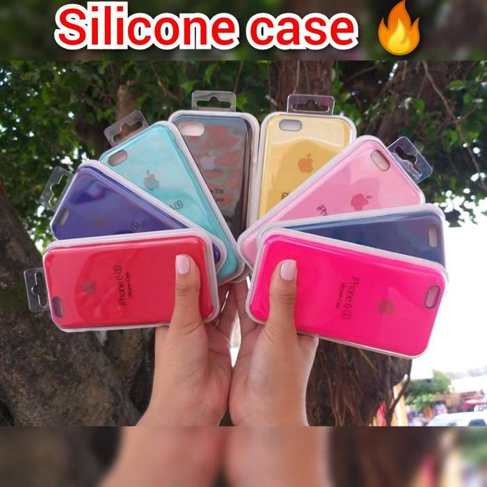Silicon Case Estuches Celular