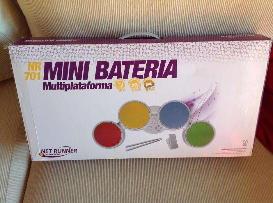 Minibateria compatible PS2/PS3 Wii