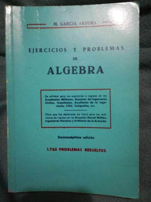 Ejercicios Resueltos de Algebra