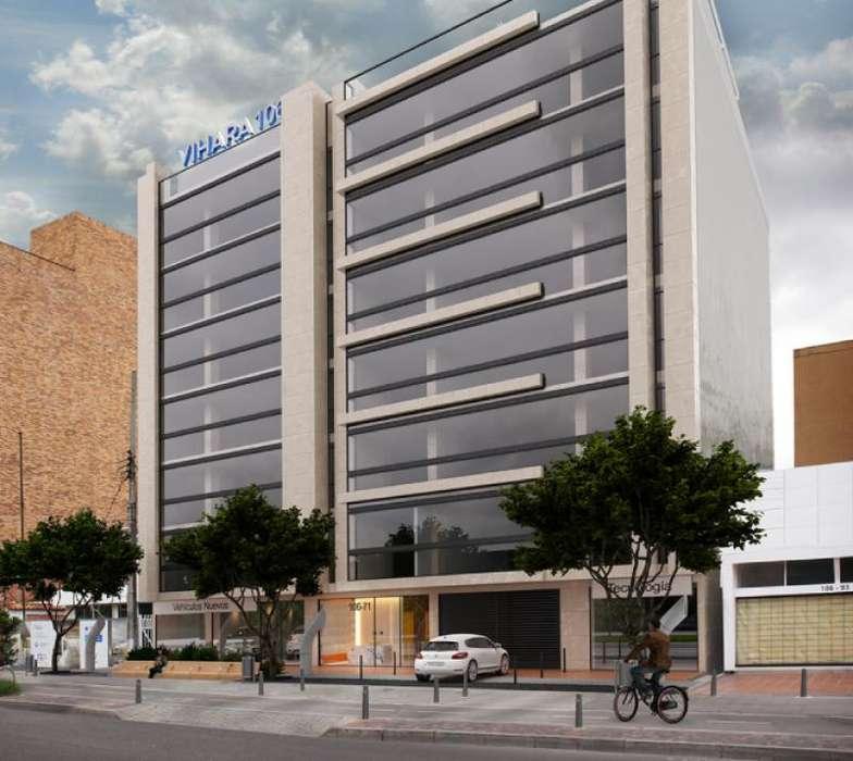 Oficina En Venta En Bogota Pasadena Cod. VBLUQ11201806