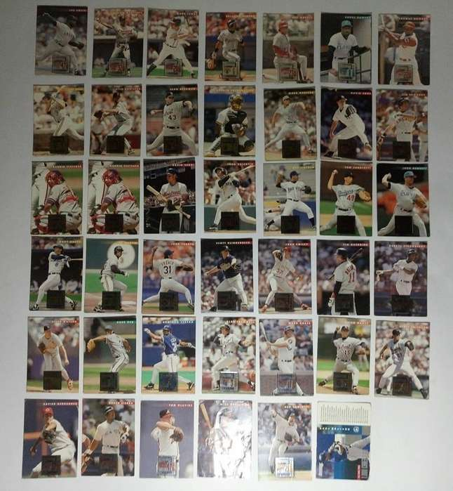 Lote Trading Cards NHL/NFL/MLB
