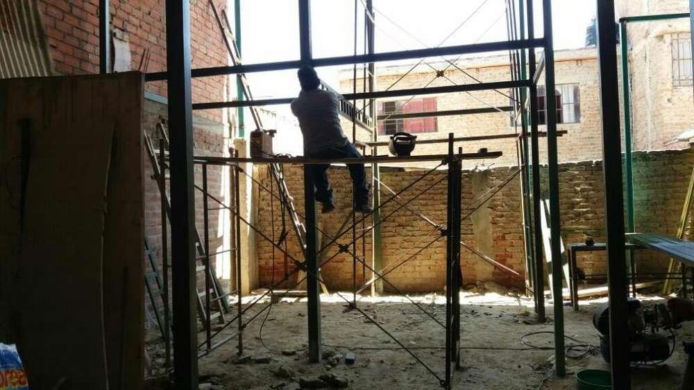 Construcciones Estructuras Metálicas