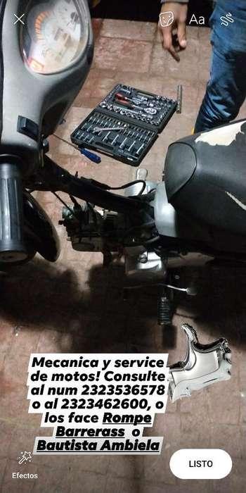 Service Y Mecanica de Moto!