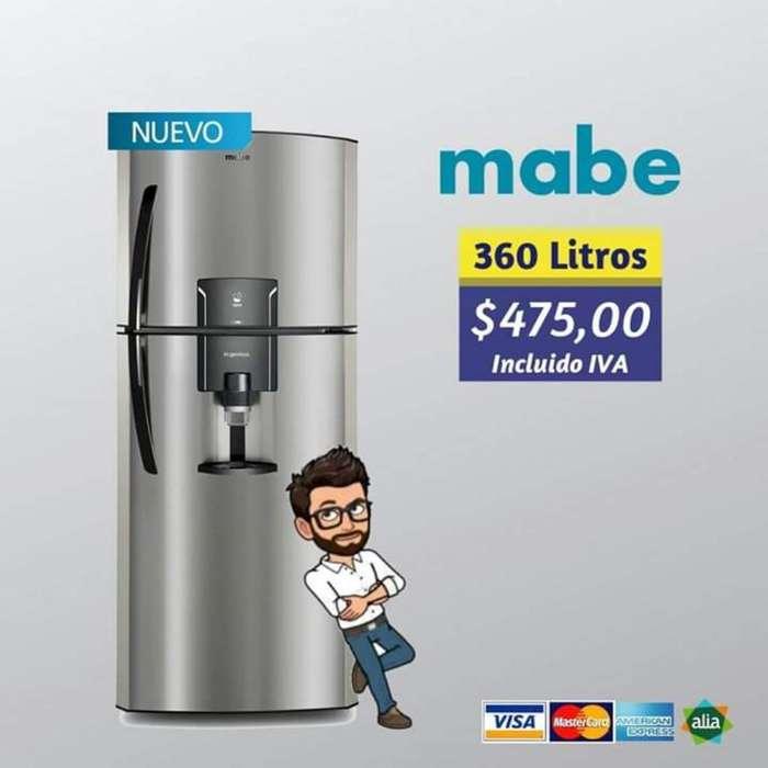 Refrigerador Mabe 360 Litros No Frost