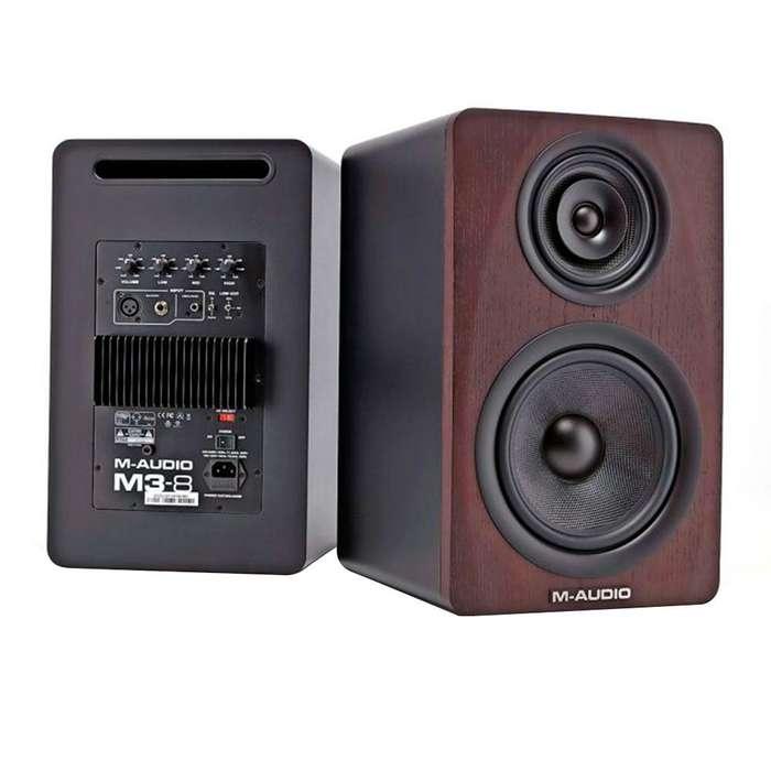 <strong>monitor</strong> M Audio M3-8 audio MusicBoxColombia ¡Hasta -30% Dto en productos seleccionados!