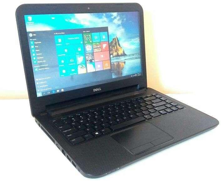 LAPTOP <strong>dell</strong> i5/ 4GB ddr3/ 500GB/ VIDEO I.7 GB/ Windows 10 original black USB 3.0