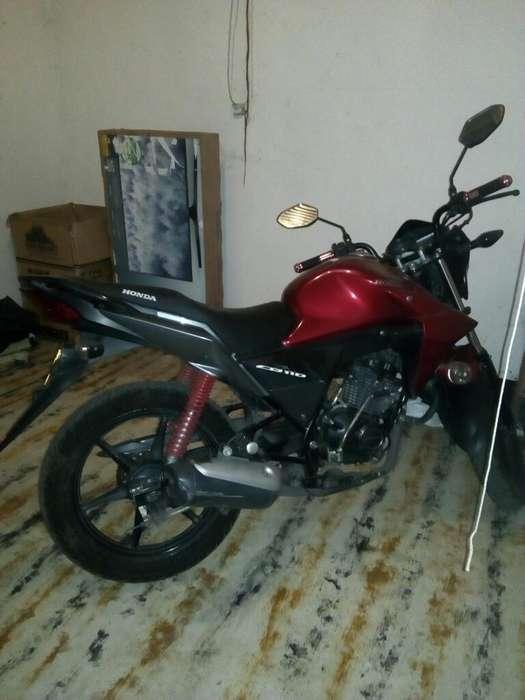 Vendo O Permuto <strong>honda</strong> Cb 110 Mod 2011