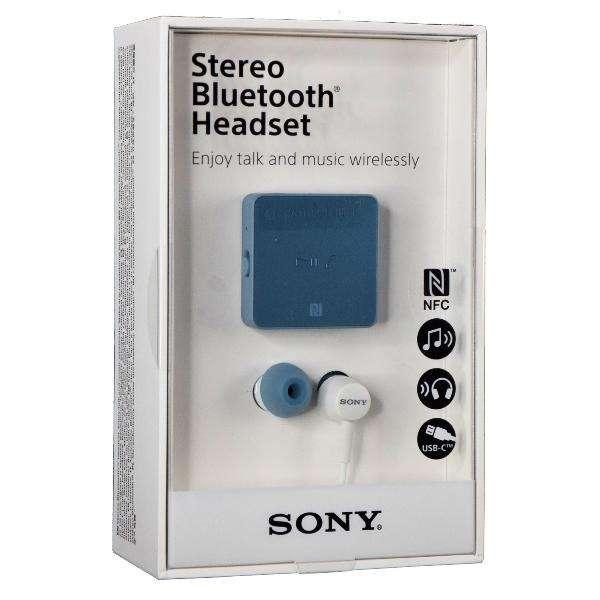 Auricular Stereo <strong>bluetooth</strong> Headset Sony PRECIO REBAJADO!!