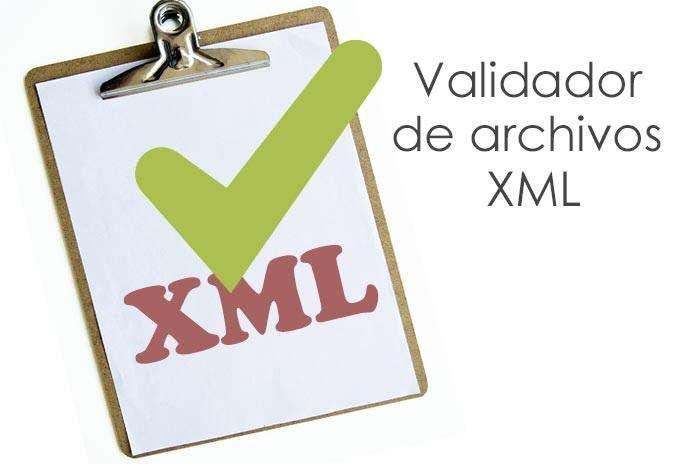 Aplicación HTA para validar archivos XML offline.