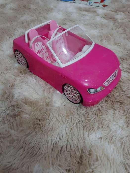 Auto Barbie Original Descapotable