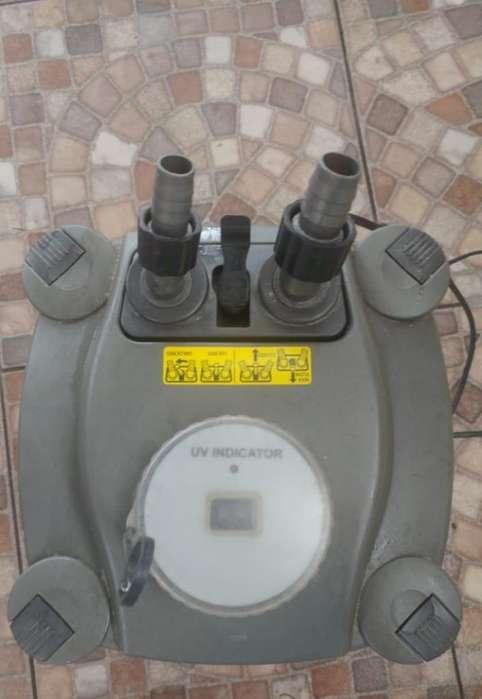 Filtro para Acuario Resun 1200 Luz Uv