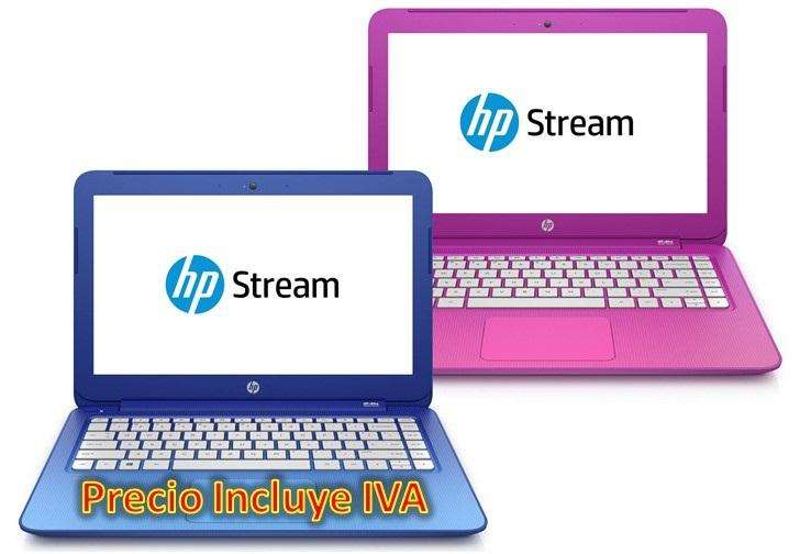 Laptop Portatil HP Celeron Dual Core 4gb 32gb Led 11.6 I3/I5/I7 Nueva PRECIO INCLUYE IVA