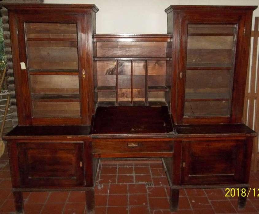 <strong>escritorio</strong> Antiguo de Estilo Tarjetas.