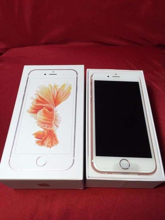 vendo iphone 6plus nueva 16gb
