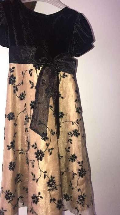 vestido talla 6