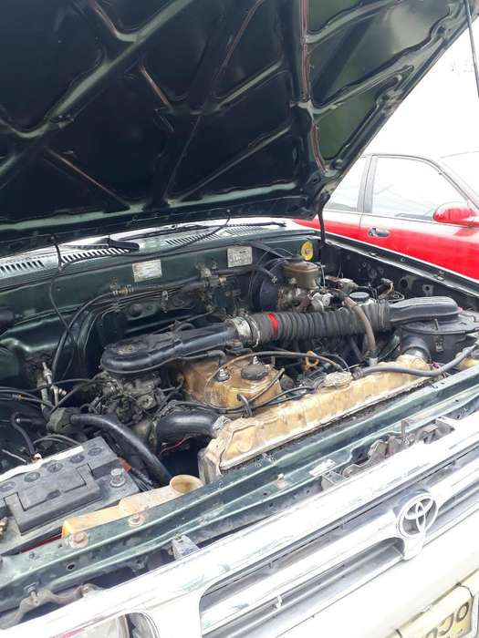 Toyota Hilux 1997 - 11104 km