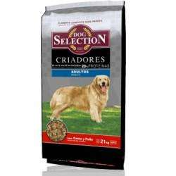 DOG SELECTION ADULTO CARNE Y POLLO X 21 KG