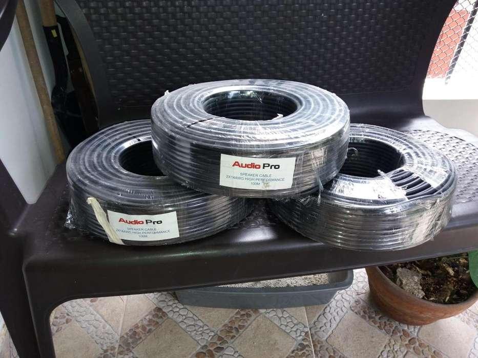 Venta de 300mt de cable para Parlante 3196260607