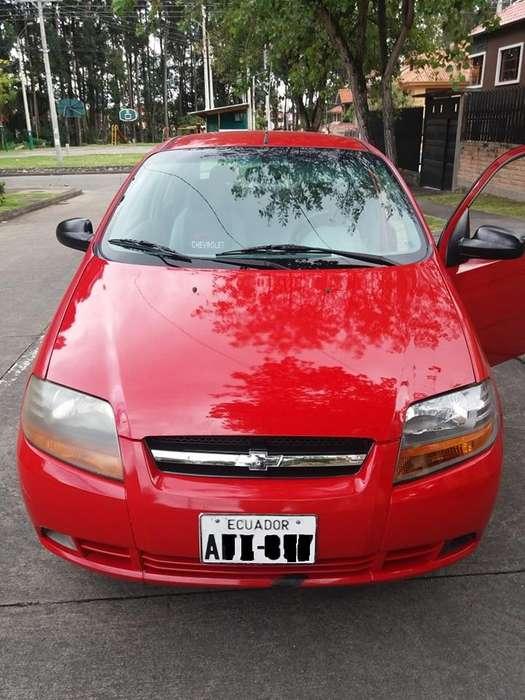 Chevrolet Aveo 2007 - 171559 km