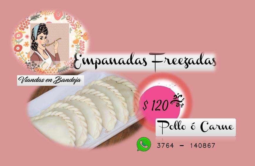 Empanadas Frezzadas