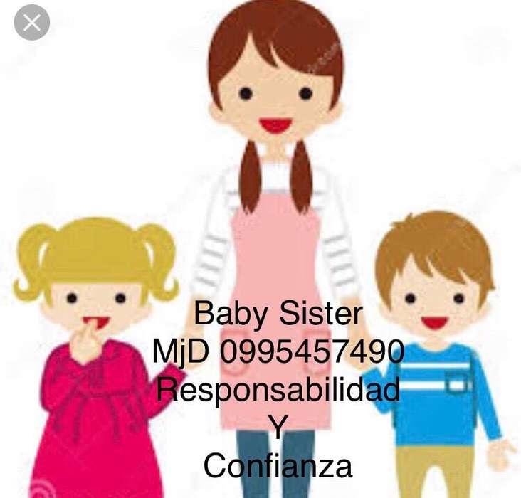Niñera Baby Sister por Noche