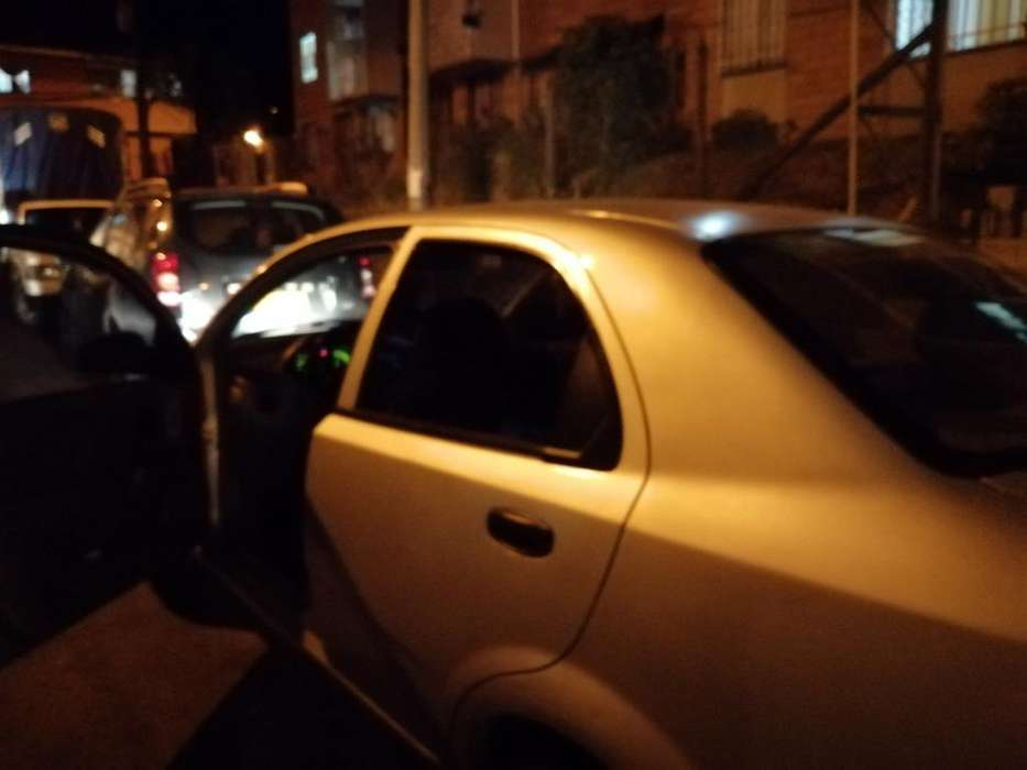 Chevrolet Aveo 2006 - 70100 km