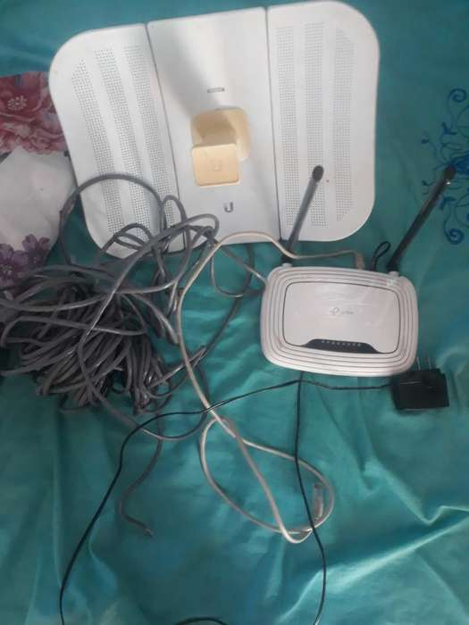 Acsesorio de Internet Router Y Antena