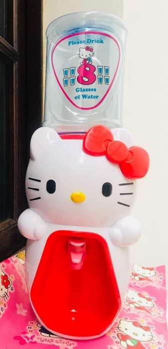 Dispensador Hello Kitty y Animalitos