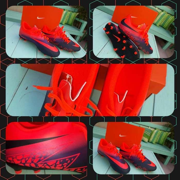Botines Nike Originales 100 Hypervenom
