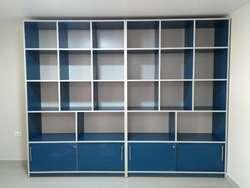 Muebles de Melamina Confeccionados a Med