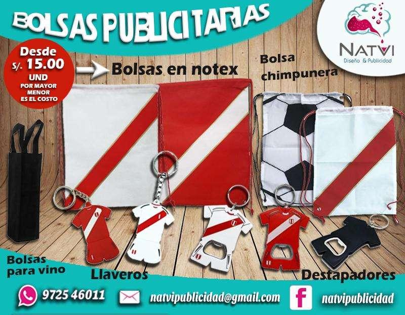 502cbdb58 Estampados de bolsas Perú - Servicios Perú - Empleos - Servicios