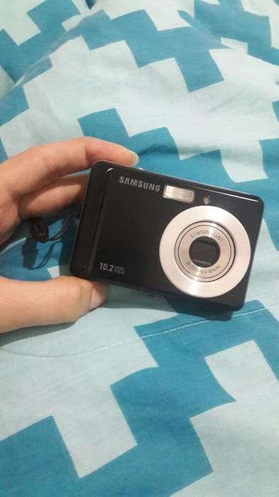Vendo Camara Digital Samsung 10.2 Megap