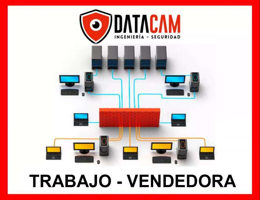 Vendedora Digital: Páginas web, Marketing digital, Software