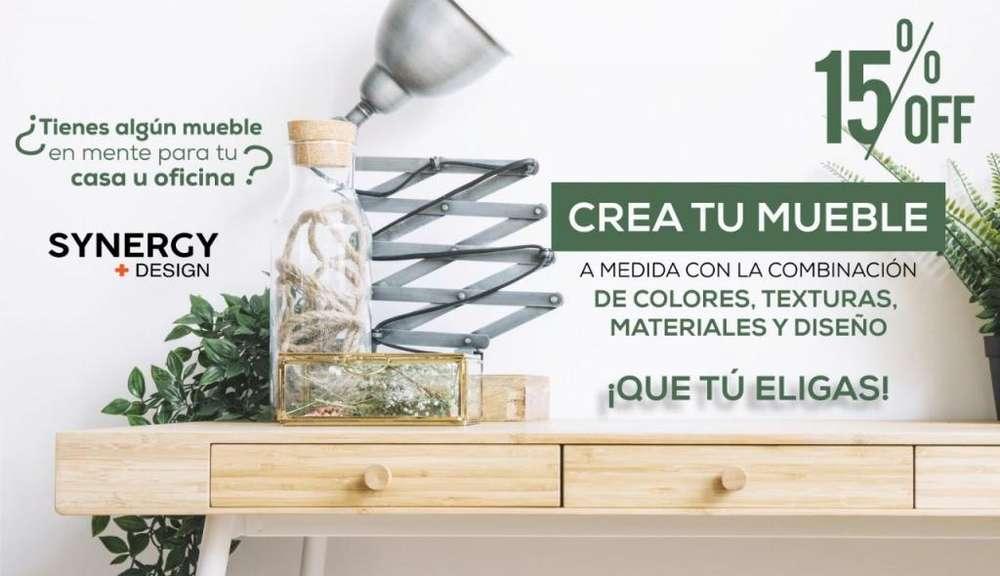 Fabricación Muebles Barranquilla