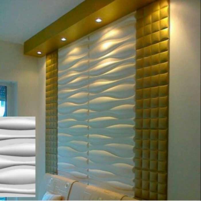 Paneles Decorativos 3d Bolos