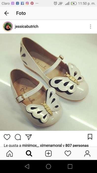 Zapatos Yessica Butrich Talla 20