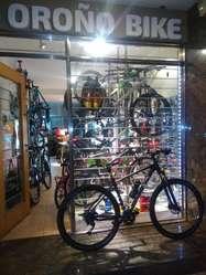 Bicis aluminio full shimano nuevas garantia el mejor precio!
