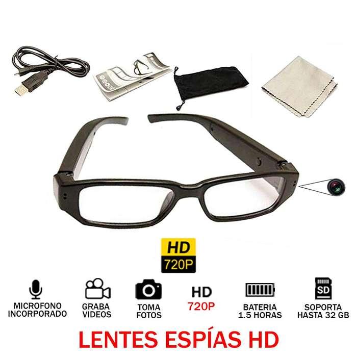 7f532406b5 Lentes Espias Hd 720p 1.5hrs <strong>gafas</strong> Audio Video